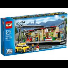 LEGO City Trains - Tågstation