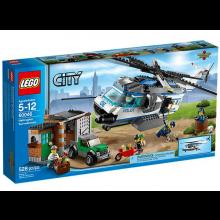 LEGO City Polis - Helikopterspaning