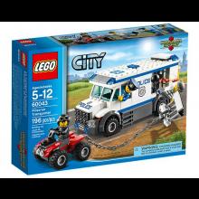 LEGO City Polis - Fångtransport