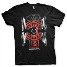 Star Wars First Order Distressed T-shirt