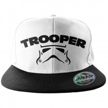 Star Wars Trooper Snapback Keps