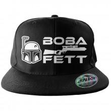 Star Wars Boba Fett Snapback Keps