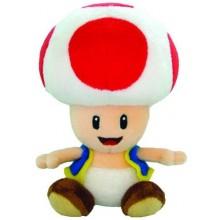 Nintendo Toad Mjukisdjur 12cm