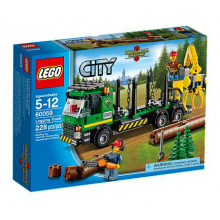LEGO City Great Vehicles Timmerbil