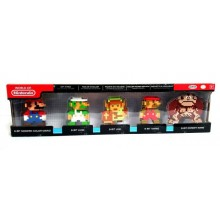 Nintendo Minifigurer 5-pack Wave 2