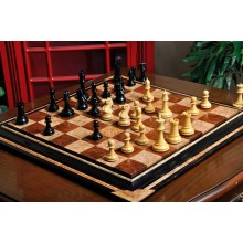 The Marshall Series Luxury Chess Pieces