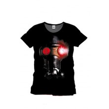 Guardians of the Galaxy T-shirt Star Lord Helmet