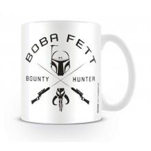 Star Wars Boba Fett Mugg Bounty Hunter