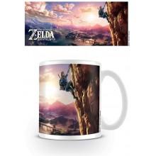 Zelda Mugg Breath Of The Wild Climb