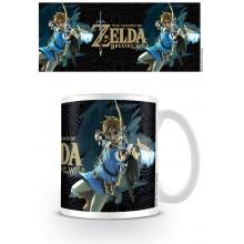 Zelda Mugg Breath Of The Wild Cover