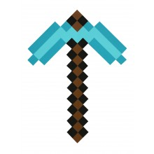 Minecraft Diamond Hacka