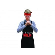 Ninja Förkläde och hachimaki