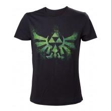 Zelda Green Logo T-shirt