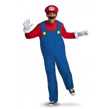 Super Mario Maskeraddräkt