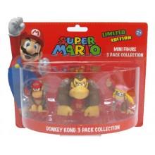 Nintendo Minifigurer Donkey Diddy och Dixie Kong
