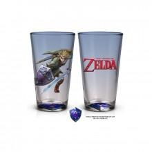 Nintendo glas Zelda