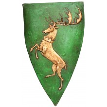 GAME OF THRONES PIN SHIELD RENLY