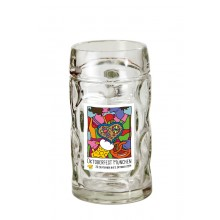 Oktoberfest Glas Mugg 2014 0,5L