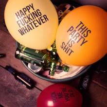 Kränkta Partyballonger