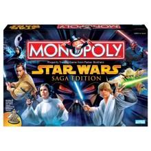 Monopol Star Wars Saga