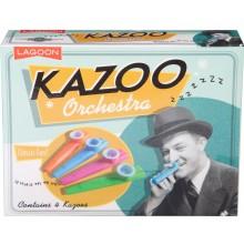 Kazoo Orkester 4 st