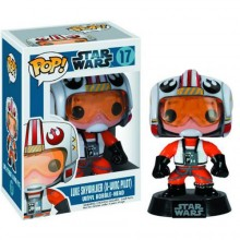 Star Wars Luke Skywalker X-Wing Pilot POP! Vinyl Bobble Figure