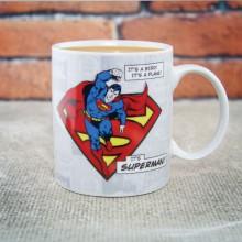 Superman Comic Mugg
