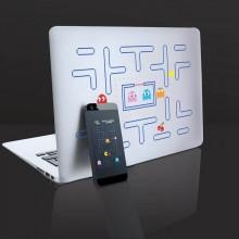 Pac-Man Gadget Dekaler