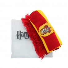 Harry Potter Halsduk Röd/Gul Gryffindor