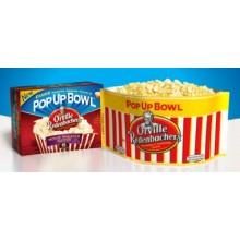 Orville Butter Popcorn 3-pack 249 g