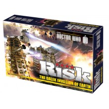 Dr Who Risk the Dalek Invasion of Earth