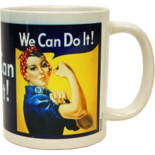 We Can Do It Mugg