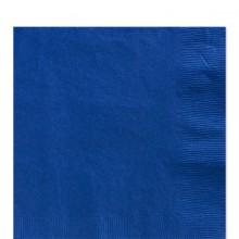 Servetter Mörkblå 50-pack