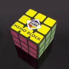 Rubiks kub Kom-ihåg-block