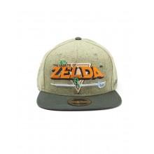 Zelda The Legend Of Zelda Snapback
