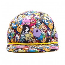 Adventure Time All Over Print Keps