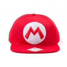 Nintendo Super Mario Logo Keps