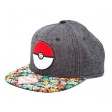 Pokémon Poke Ball Snapback