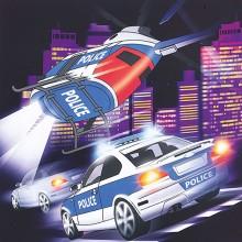 Servetter Polis 20-pack