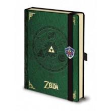 the Legend of Zelda Premium Anteckningsblock