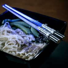 Star Wars Luke Skywalker Lysande Ätpinnar