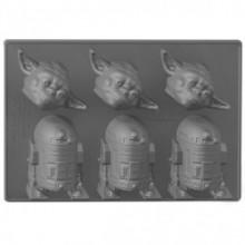 Star Wars Yoda och R2-D2 Isform