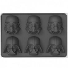 Star Wars Darth Vader och Stormtrooper Isform