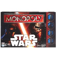 STAR WARS MONOPOL - THE FORCE AWAKENS EDITION