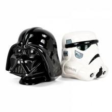 Star Wars Bokstöd Darth Vader och Stormtrooper