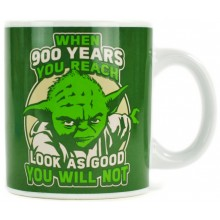 Star Wars Mugg Yoda 900 Years