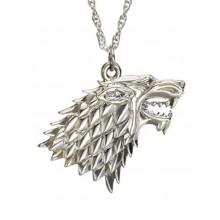 Game of Thrones Stark Halsband