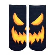 Strumpor Halloween Pumpagubbe