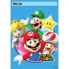 Partypåse Super Mario 8-pack