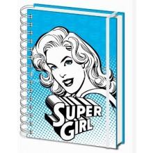 DC Anteckningsbok Supergirl